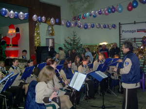 Kerstfeest Most 2005
